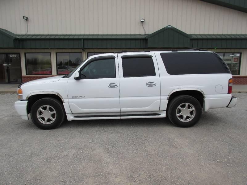 2002 GMC Yukon XL for sale at Truck World in Augusta KS