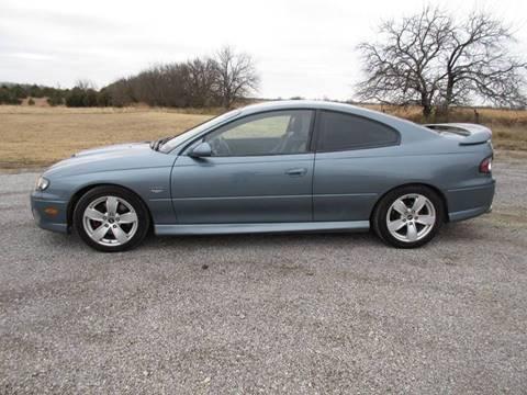 2005 Pontiac GTO for sale in Augusta, KS