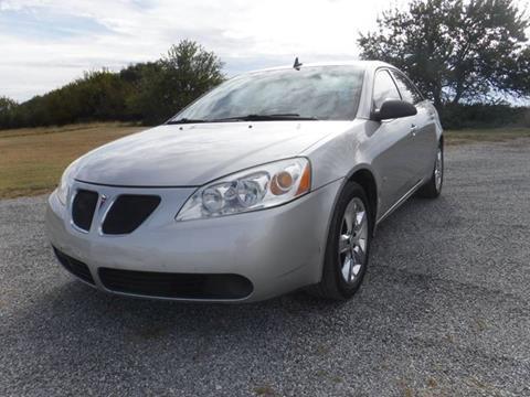 2008 Pontiac G6 for sale in Augusta, KS