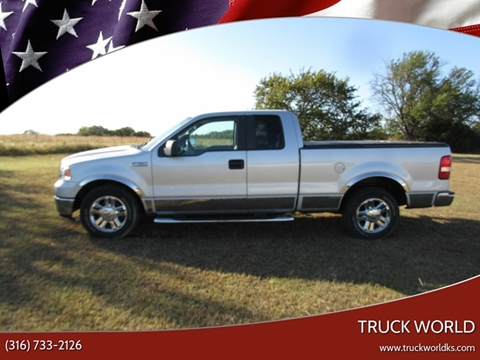2007 Ford F-150 for sale in Augusta, KS