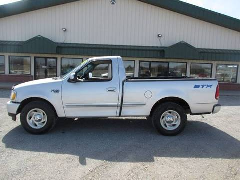 1998 Ford F-150