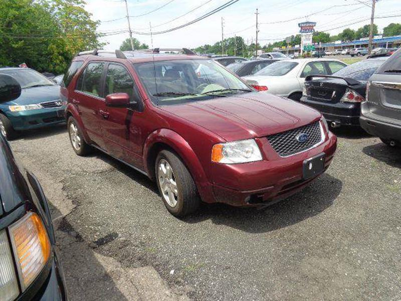 Ford Freestyle AWD Limited Dr Wagon In Parsippany NJ Jan - 2005 freestyle