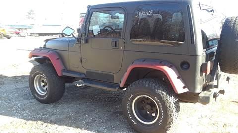 1997 Jeep Wrangler for sale in Parsippany, NJ