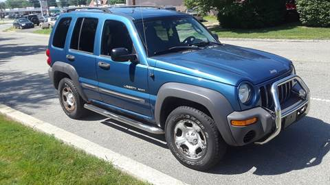 2003 Jeep Liberty for sale in Parsippany, NJ
