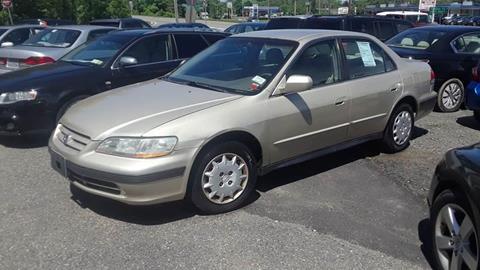 2001 Honda Accord for sale in Parsippany, NJ