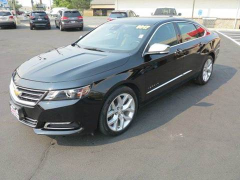 2017 Chevrolet Impala for sale in Spanish Fork, UT