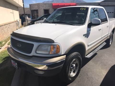 2001 Ford F-150 for sale in Spanish Fork, UT