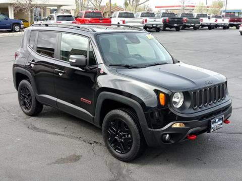 2018 Jeep Renegade for sale in Spanish Fork, UT