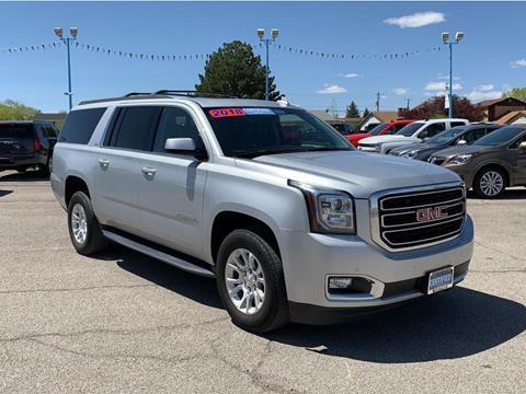 2018 GMC Yukon XL for sale in Spanish Fork, UT