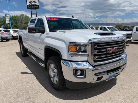 2018 GMC Sierra 2500HD for sale in Spanish Fork, UT