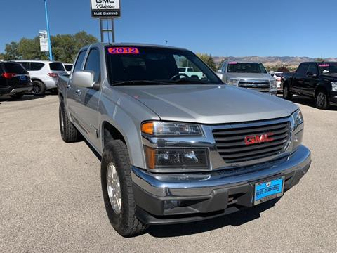 2012 GMC Canyon for sale in Spanish Fork, UT