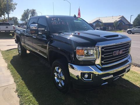 2019 GMC Sierra 2500HD for sale in Spanish Fork, UT