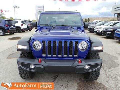 2018 Jeep Wrangler Unlimited for sale in Spanish Fork, UT