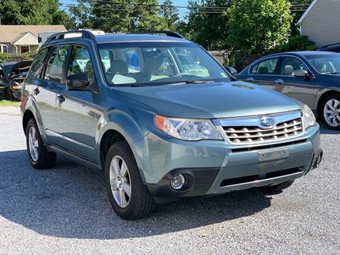 2013 Subaru Forester for sale in Islip, NY