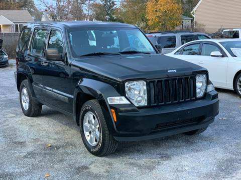 2012 Jeep Liberty for sale in Islip, NY