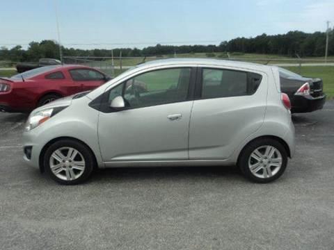 2014 Chevrolet Spark for sale in Granby, MO
