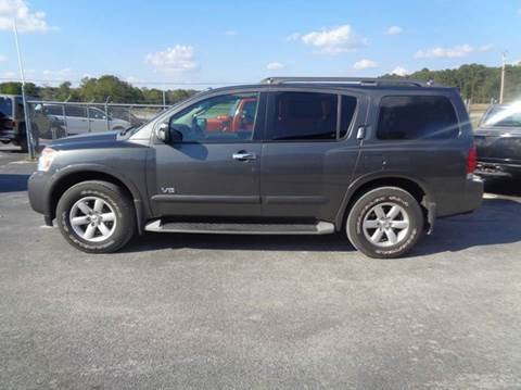 2009 Nissan Armada for sale in Granby, MO