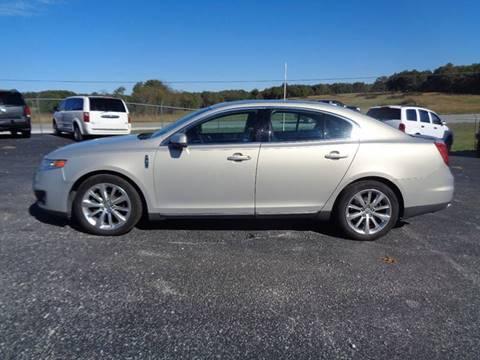 2009 Lincoln MKS for sale in Granby, MO