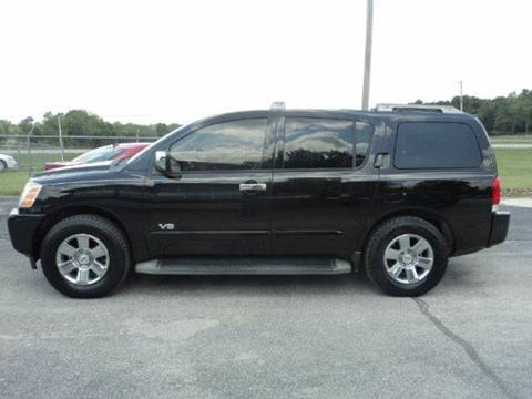 2006 Nissan Armada for sale in Granby, MO