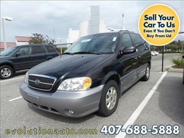 2005 Kia Sedona for sale in Sanford, FL