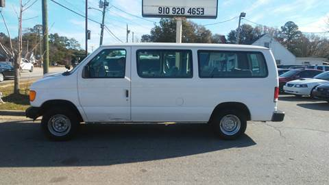 2007 Ford E-150 for sale in Fayetteville, NC