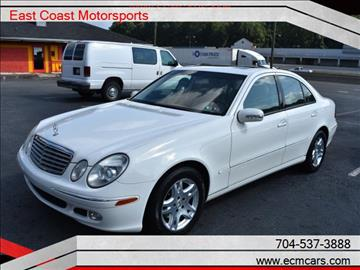 2005 Mercedes-Benz E-Class for sale in Charlotte, NC