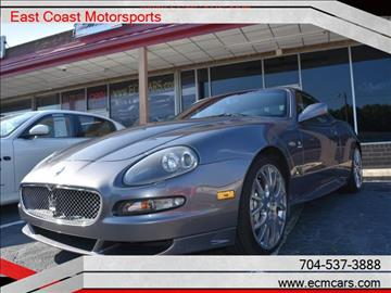 2006 Maserati GranSport for sale in Charlotte, NC