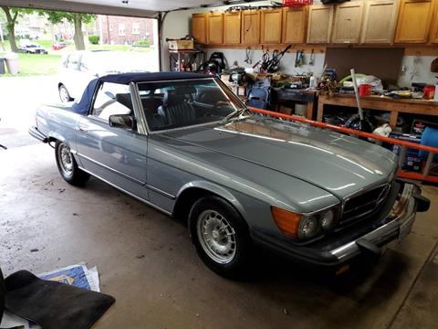 1982 Mercedes-Benz 380-Class for sale in Rockford, IL