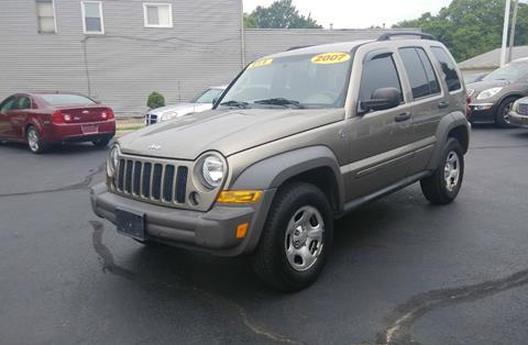 2007 Jeep Liberty for sale in Rockford, IL