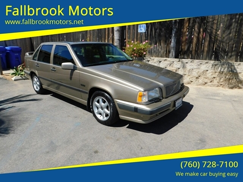 1993 Volvo 850 for sale in Fallbrook, CA
