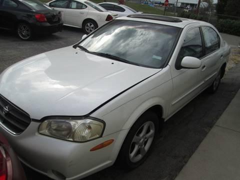 2000 Nissan Maxima for sale in Lexington, KY