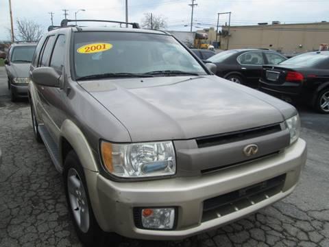 2001 Infiniti QX4 for sale in Lexington, KY