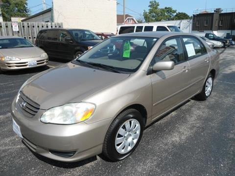 2004 Toyota Corolla for sale in West Allis WI