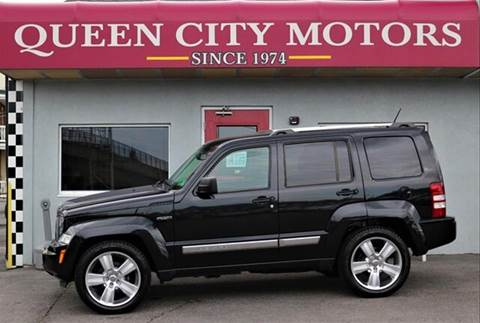 2012 Jeep Liberty for sale in Cumberland, MD