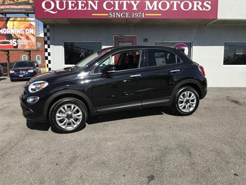 2016 FIAT 500X for sale in Cumberland, MD