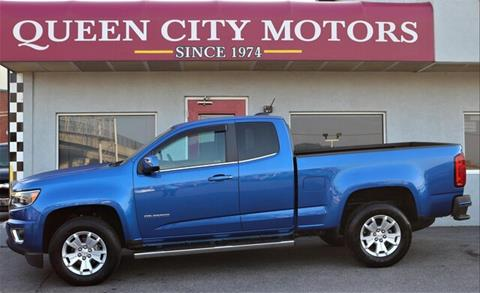2018 Chevrolet Colorado for sale in Cumberland, MD