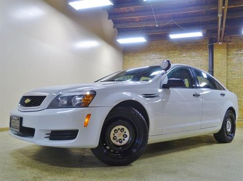 2014 Chevrolet Caprice for sale in Chicago, IL