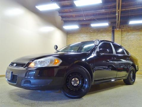 2014 Chevrolet Impala Limited Police for sale in Chicago, IL