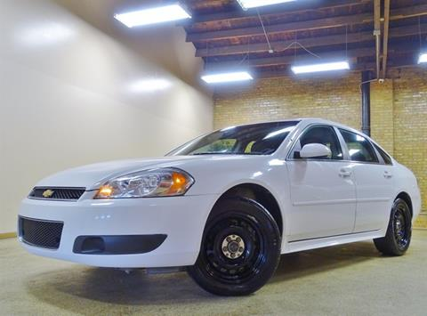 2015 Chevrolet Impala Limited Police for sale in Chicago, IL
