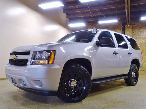 2014 Chevy Tahoe For Sale >> 2014 Chevrolet Tahoe For Sale In Chicago Il