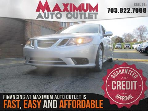 2011 Saab 9-3 for sale in Manassas, VA
