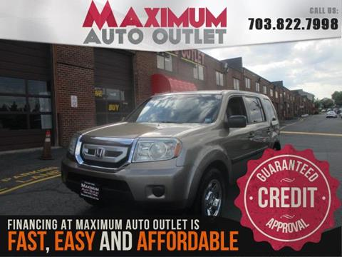 2009 Honda Pilot for sale in Manassas, VA