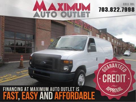 2013 Ford E-Series Cargo for sale in Manassas, VA