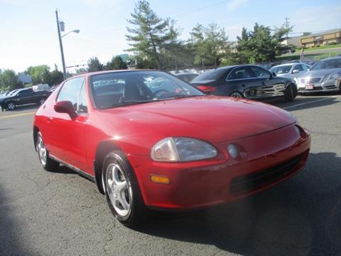 1995 Honda Civic del Sol for sale in Manassas, VA