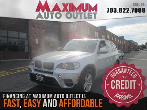 2011 BMW X5 for sale in Manassas, VA