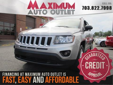 2016 Jeep Compass for sale in Manassas, VA