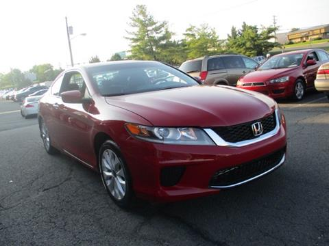 2014 Honda Accord for sale in Manassas, VA