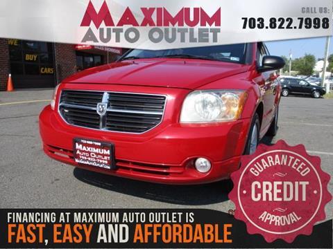 2012 Dodge Caliber for sale in Manassas, VA