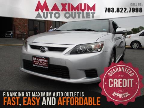 2013 Scion tC for sale in Manassas, VA