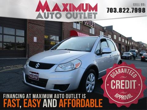 2010 Suzuki SX4 Crossover for sale in Manassas, VA